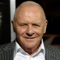 Author Anthony Hopkins