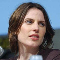 Author Antje Traue