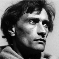 Author Antonin Artaud