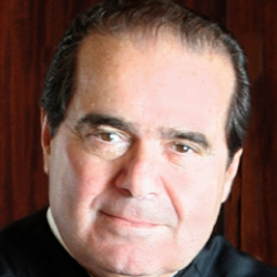Author Antonin Scalia