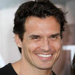 Author Antonio Sabato, Jr.