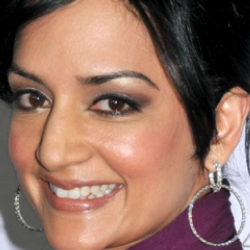 Author Archie Panjabi