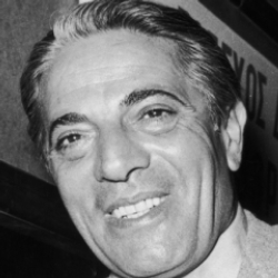 Author Aristotle Onassis