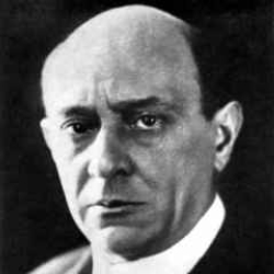 Author Arnold Schoenberg