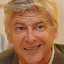 Author Arsene Wenger