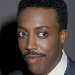 Author Arsenio Hall
