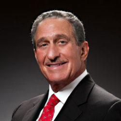 Author Arthur Blank