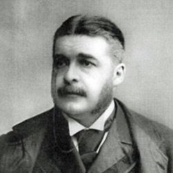 Author Arthur Sullivan