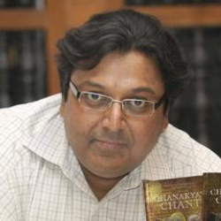 Author Ashwin Sanghi