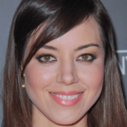 Author Aubrey Plaza