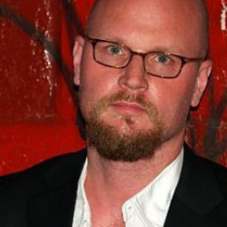 Author Augusten Burroughs