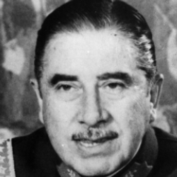Author Augusto Pinochet