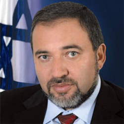 Author Avigdor Lieberman