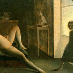 Author Balthus