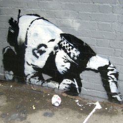 Author Banksy