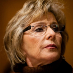 Author Barbara Boxer