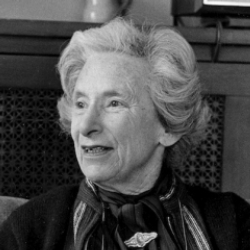 Author Barbara Tuchman