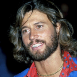 Author Barry Gibb