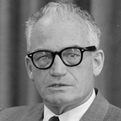 Author Barry Goldwater