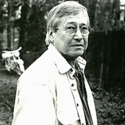 Author Barry Hannah