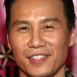Author BD Wong