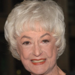 Author Bea Arthur