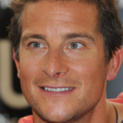Author Bear Grylls