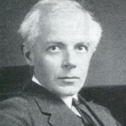 Author Bela Bartok