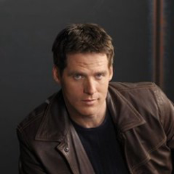 Author Ben Browder