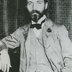 Author Bernard Berenson