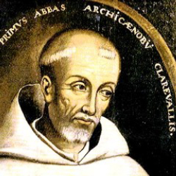 Author Bernard of Clairvaux