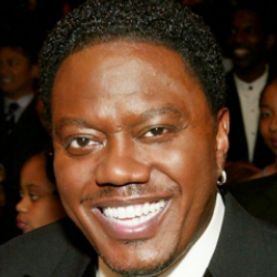 Author Bernie Mac