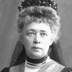 Author Bertha von Suttner