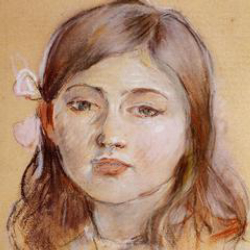 Author Berthe Morisot