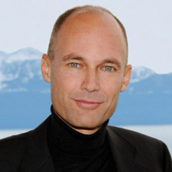 Author Bertrand Piccard