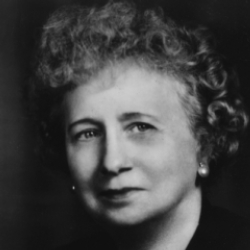 Author Bess Truman