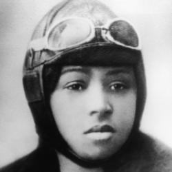 Author Bessie Coleman