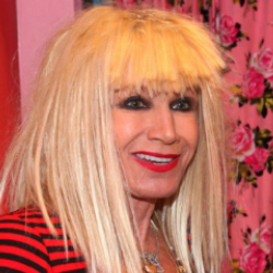 Author Betsey Johnson