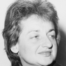 Author Betty Friedan