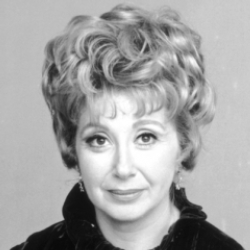 Author Beverly Sills