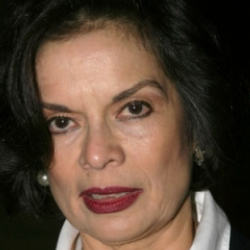 Author Bianca Jagger