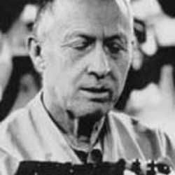 Author Bill Bowerman