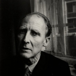 Author Bill Brandt