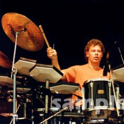 Author Bill Bruford