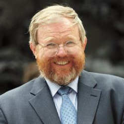 Author Bill Bryson