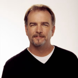 Author Bill Engvall