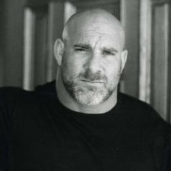 Author Bill Goldberg