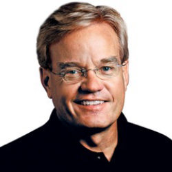 Author Bill Hybels