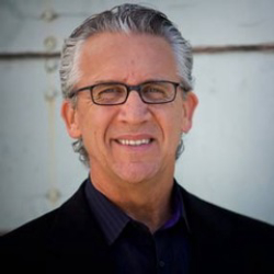 Author Bill Johnson