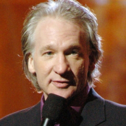 Author Bill Maher